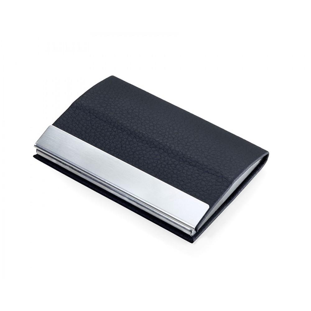 Визитница Card Stand, черная