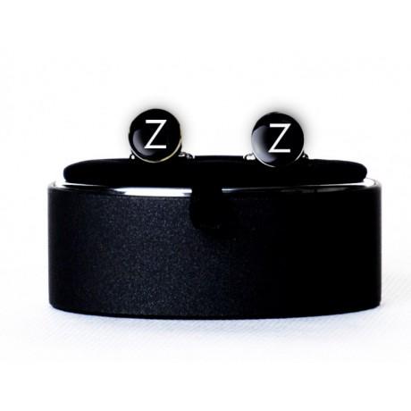 Запонки Philippi с буквой Z