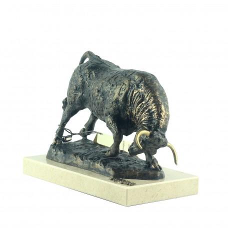 Фигура Anglada «Бык», бронза
