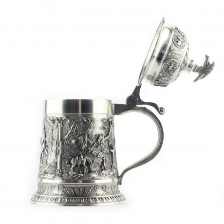 Кружка для пива Artina «Покровитель охотников»