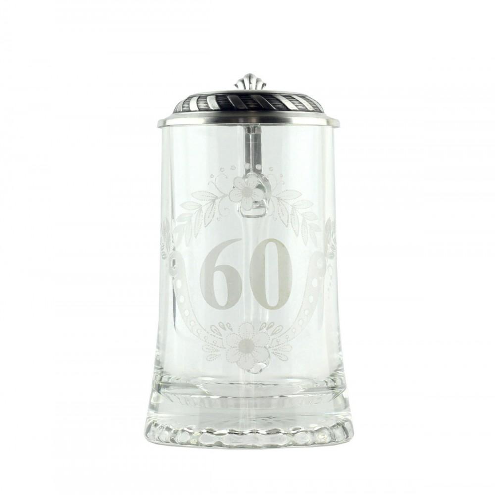 Бокал для пива Artina юбилейный «60»
