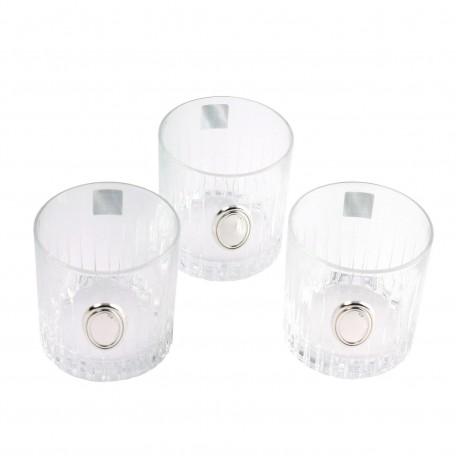 Сет хрустальных стаканов Boss Crystal