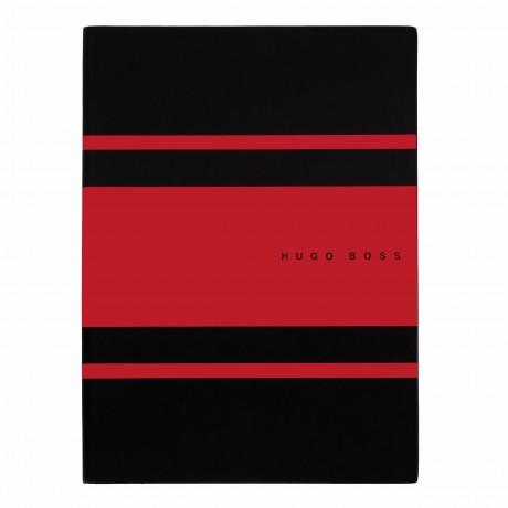 Блокнот A5 Gear Matrix Red Hugo Boss