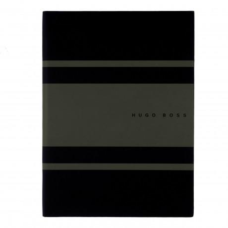 Блокнот A5 Gear Matrix Khaki Hugo Boss