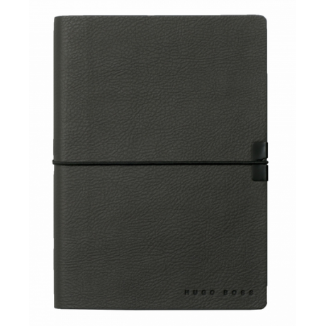 Блокнот Hugo Boss A6 Storyline Dark Grey