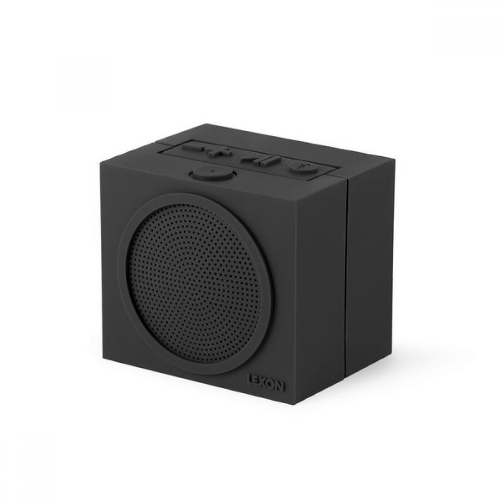 Динамик LEXON Tykho speaker, черный