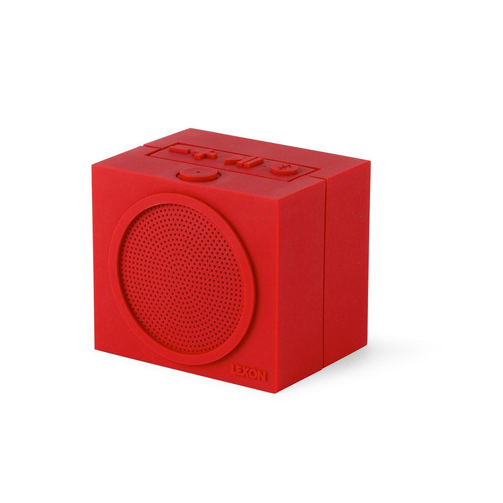 Динамик LEXON Tykho speaker, красный