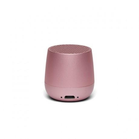 Мини-колонка LEXON MINO, 3 Вт розовый