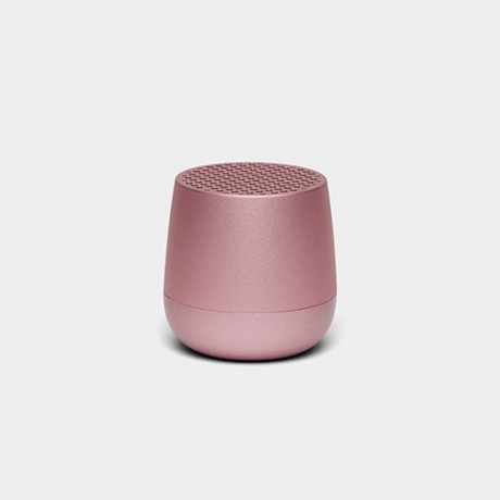 Два Bluetooth динамика LEXON TWIN MINO, розовый