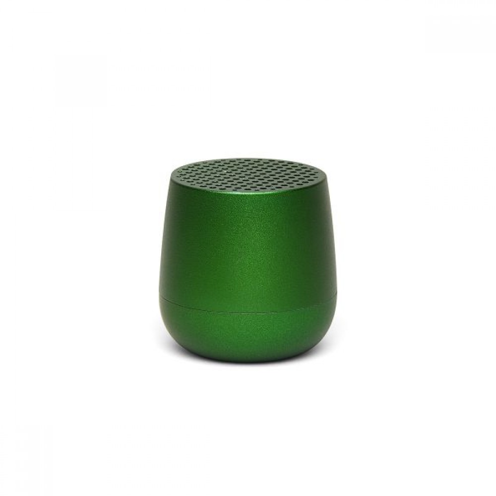 Мини-колонка LEXON MINO, 3 Вт зеленый