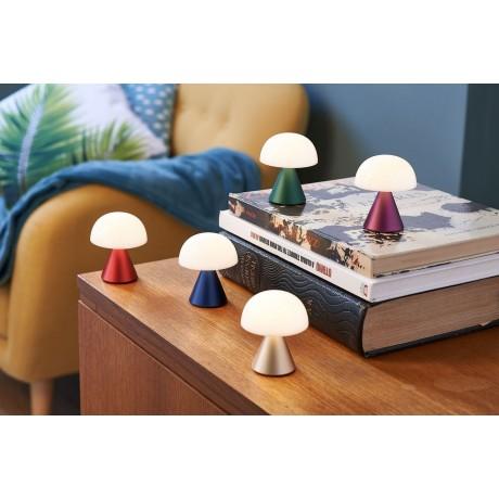 Мини светодиодная лампа LEXON MINA 8,3 х 7,7 см, темно-синий