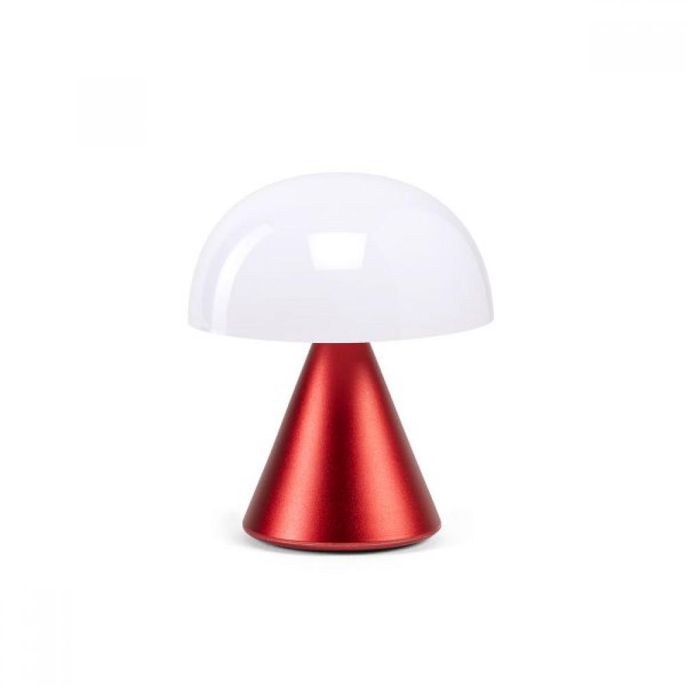 Мини светодиодная лампа LEXON MINA 8,3 х 7,7 см, красный
