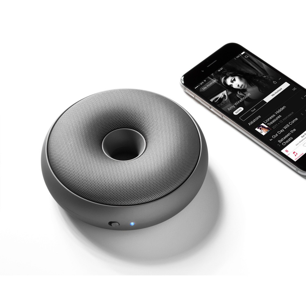 Портативный динамик LEXON Donut Speaker