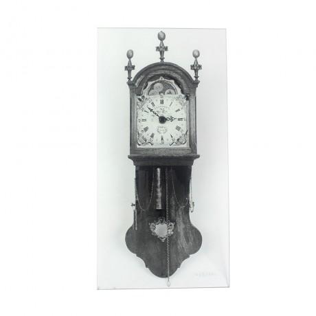 """Часы настенные """"Frisian Tail"""" 19 х 38 см"""