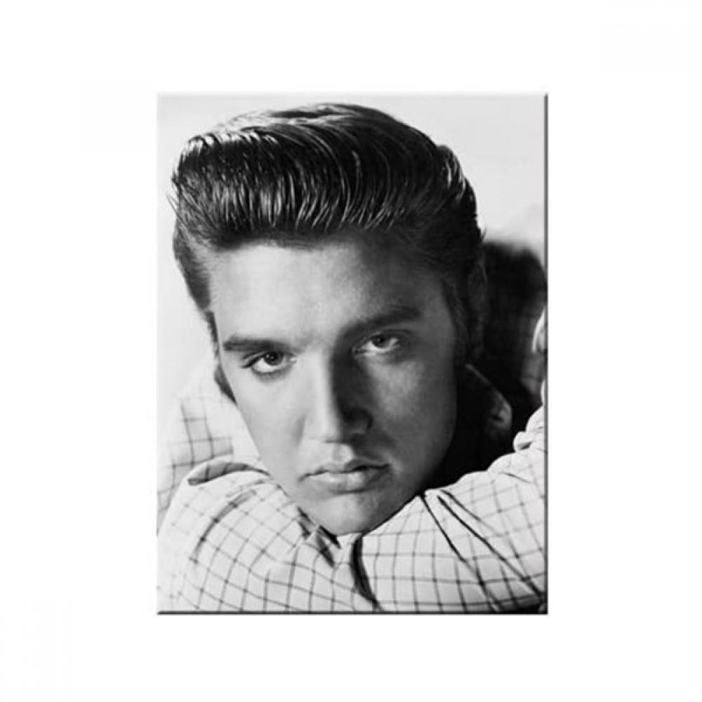 Магнит Elvis-Portrait