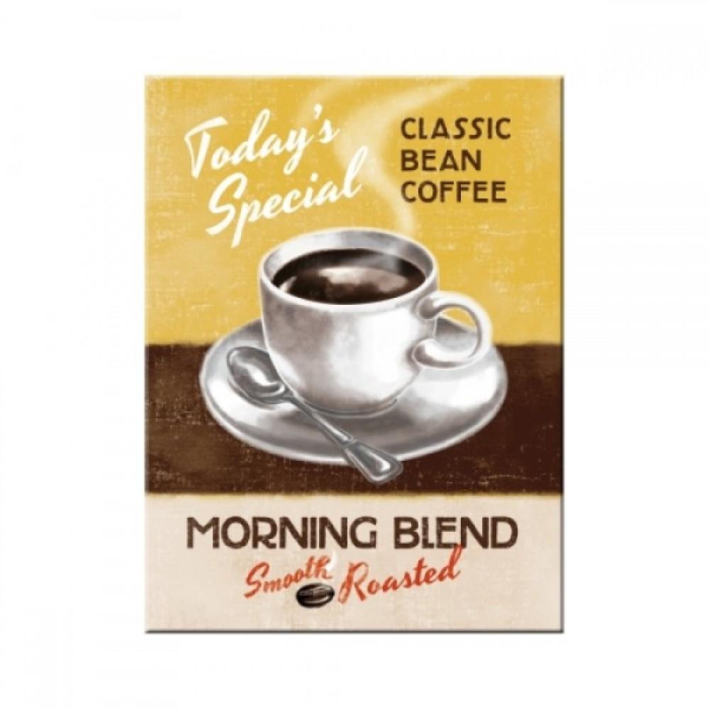 Магнит Morning Blend Nostalgic Art (14285)