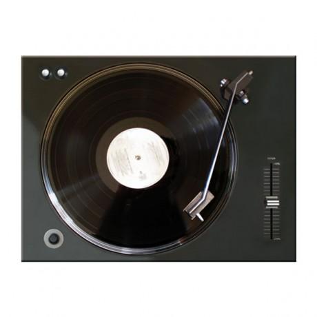 Магнит 8x6 см Retro Vinyl Player Nostalgic Art (14294)