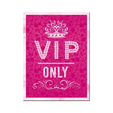 Магнит VIP Pink Only