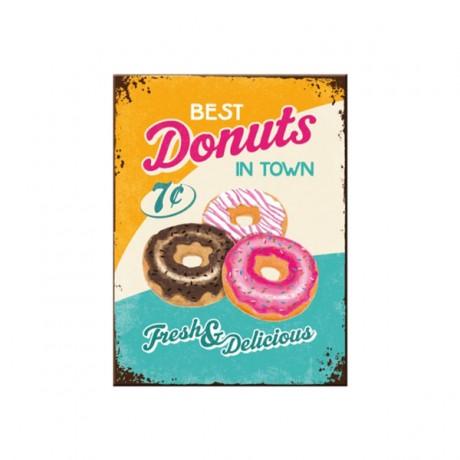 Магнит Donuts