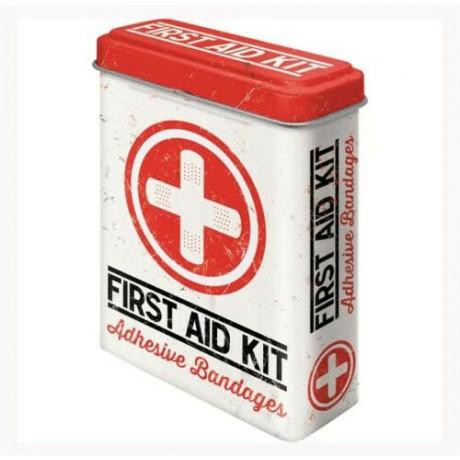 Коробка для пластыряFirst Aid Kit-Classic