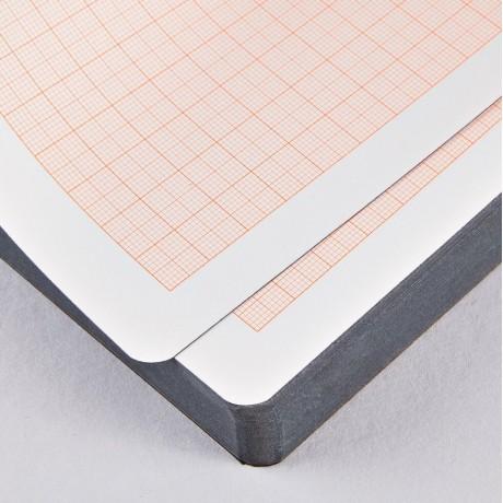 Блокнот Millimeter, серии Graphic