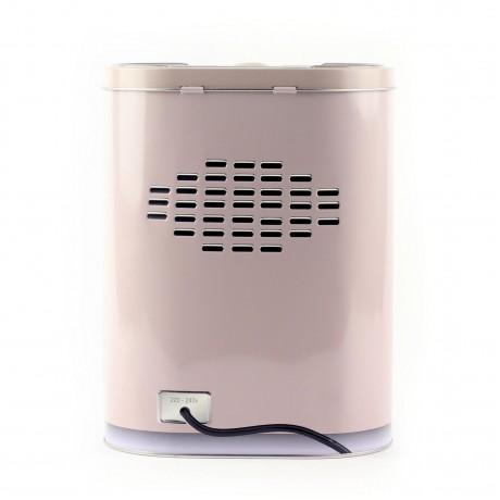 Коробка для кофе Кофе-машина, розовая