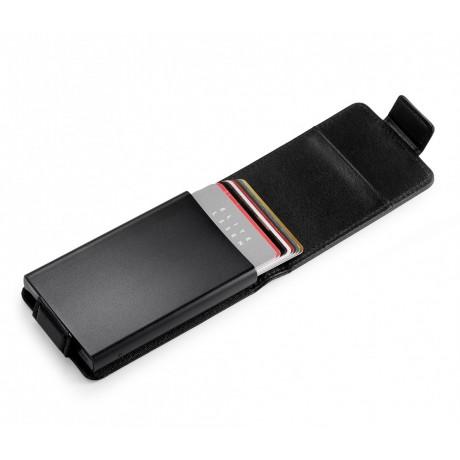 Антимагнитный футляр для кредитных карт Philippi Eclipse