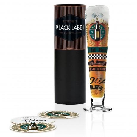 Пивной бокал Ritzenhoff Black Label от Thomas Marutschke; 300 мл