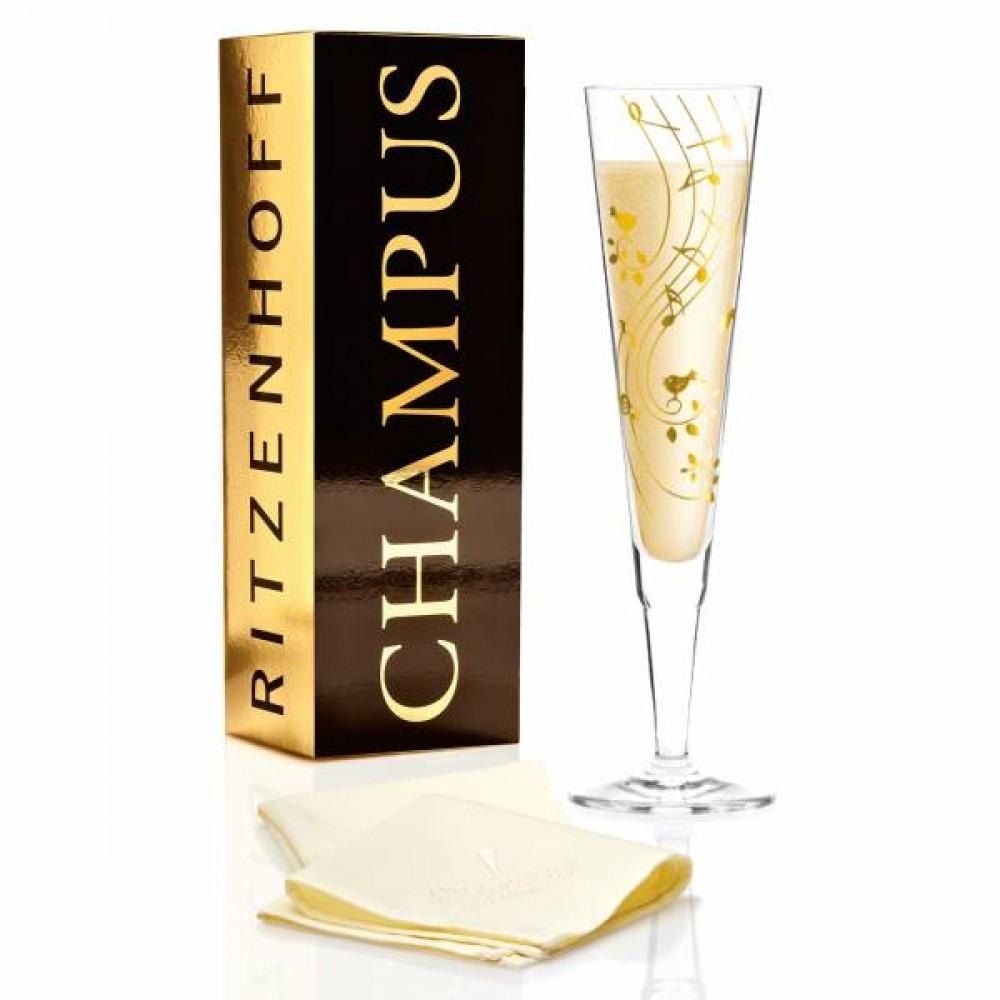 Бокал для шампанского Ritzenhoff от Sibylle Mayer 200 мл