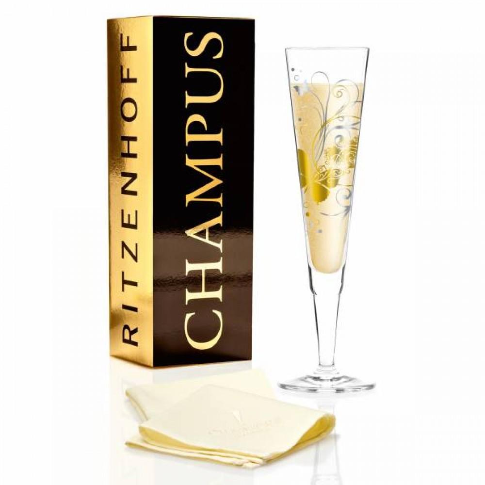 Бокал для шампанского Ritzenhoff от Claudia Schultes; 205 мл
