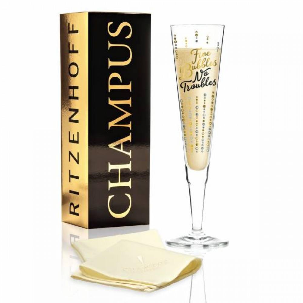 Бокал для шампанского Ritzenhoff от Oliver Melzer 205 мл