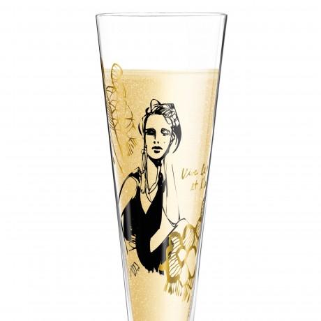 Бокал для шампанского Ritzenhoff  La Parisienne от Peter Pichler; 205 мл
