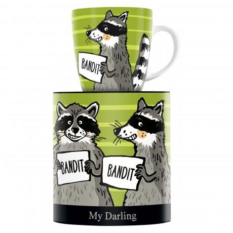Чашка для кофе Ritzenhoff My от Martina Schlenke 9;5 см