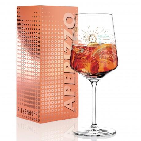 Бокал для игристых напитков Ritzenhoff  Aperizzo от Natalia Yablunovska; 544 мл