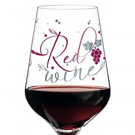 Бокал для красного вина Ritzenhoff от Kathrin Stockebrand, 580 мл