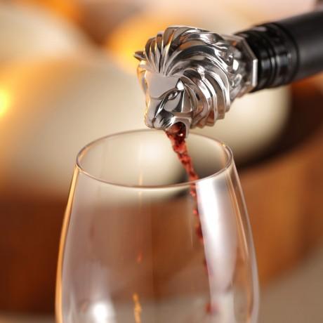Лейка для бутылки вина Royal Selangor «Lion»