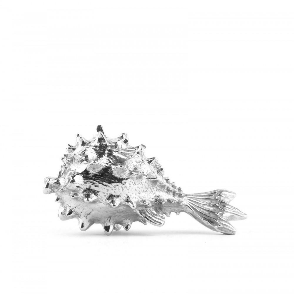 Аэратор для декантера в виде рыбы Royal Selangor «Pufferfis»