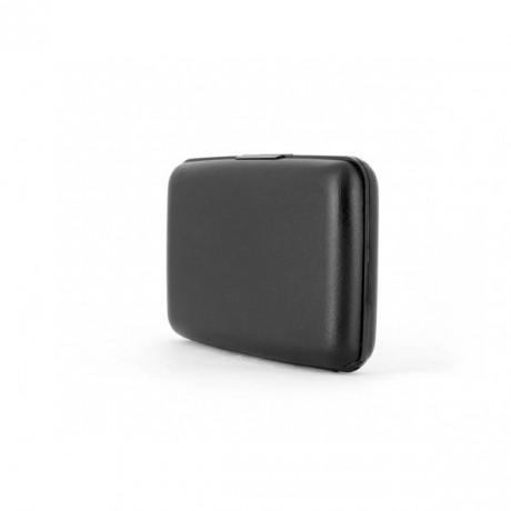 Кардхолдер-бумажник OGON Stockholm VEGAN кожа, черная