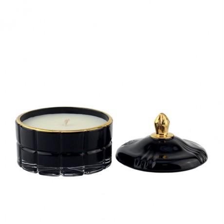 Аромасвеча Cote Noire «Art Deco», черная 200 г