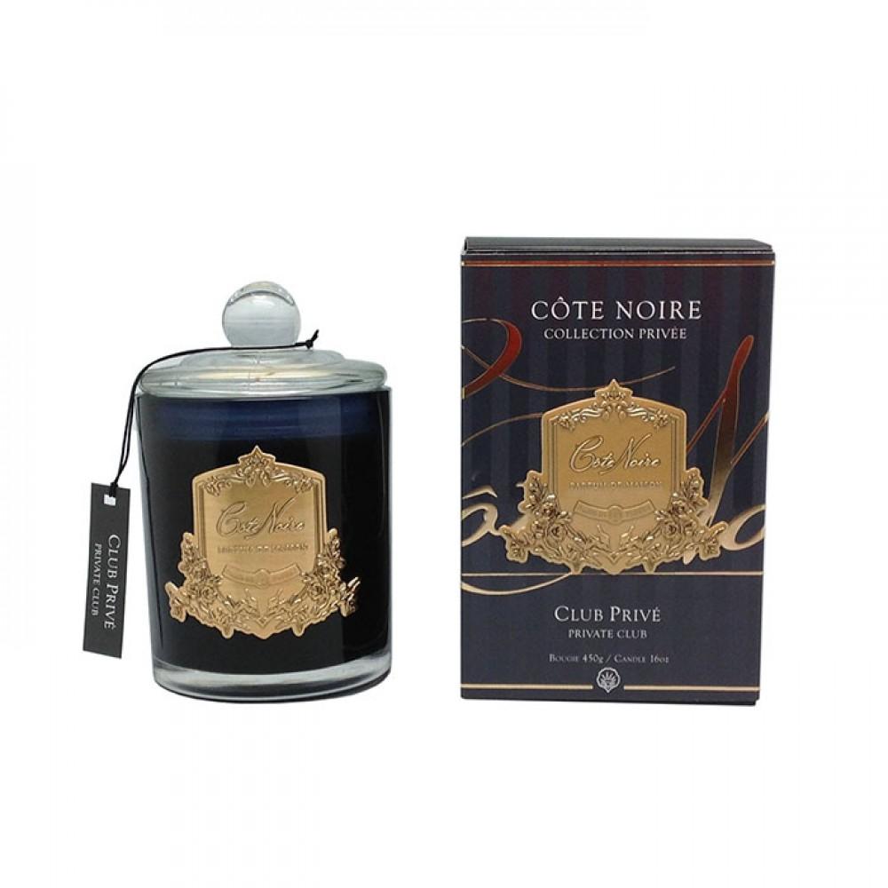 Аромасвеча Cote Noire «Private Club», 450 г