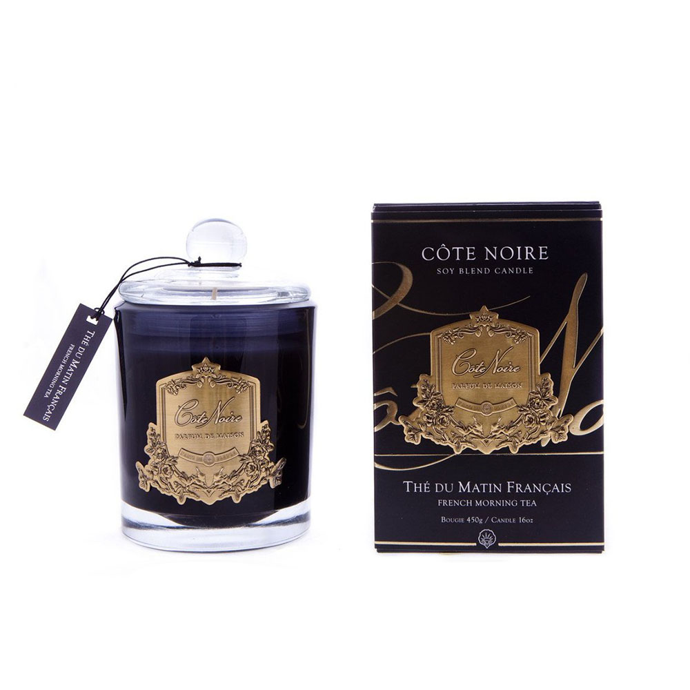 Аромасвеча Cote Noire «French morning Tea», 450 г