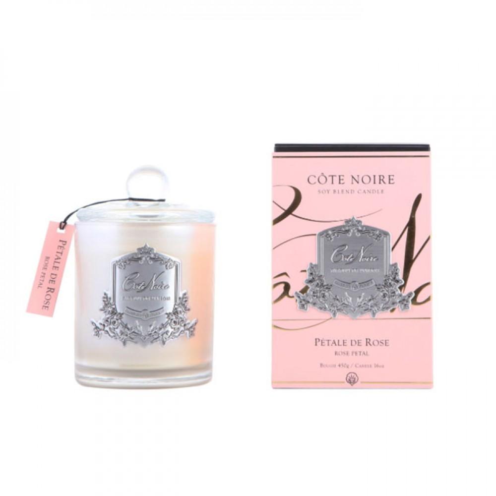 Аромасвеча Cote Noire «Rose Petal», 450 г