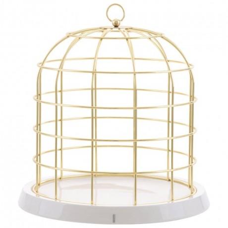 Декоративный поднос Seletti Клетка для птицы