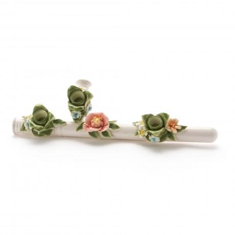 Подсвечник Seletti с цветами Flower attitude