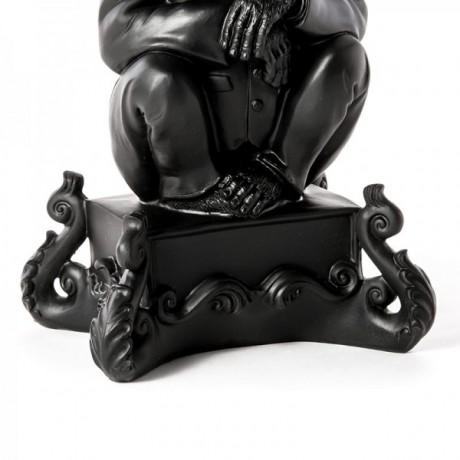 Канделябр на 5 свечей Seletti «Шимпанзе»
