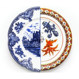 Тарелка обеденная Seletti Hybrid