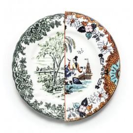 Тарелка обеденная Seletti Hybrid Ipazia