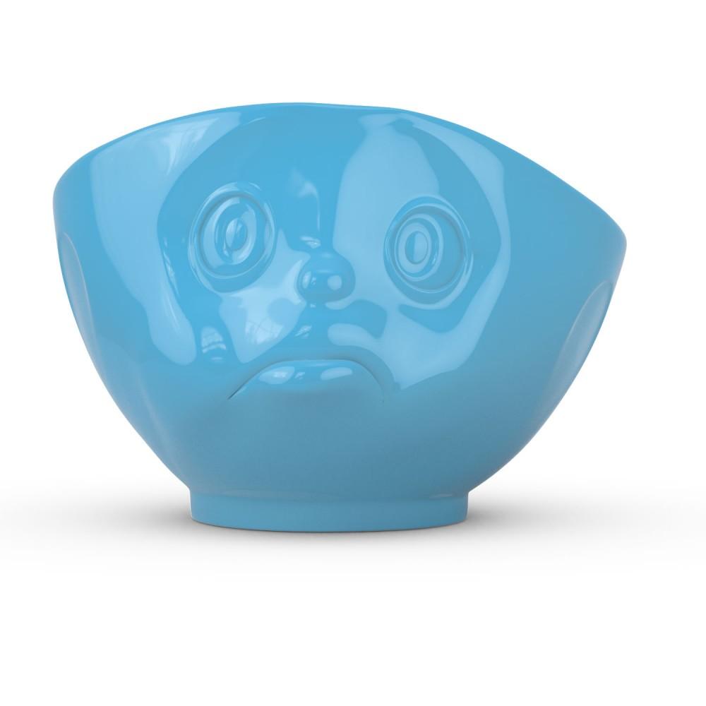 """Салатница Tassen """"Обида"""" (500 мл) фарфор, синяя"""