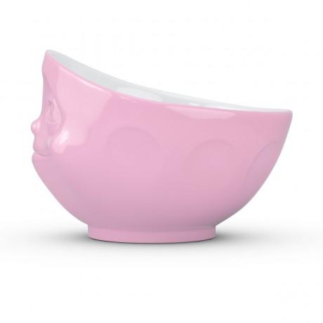 """Салатница Tassen """"Мечтатель"""" (500 мл) фарфор, розовый"""