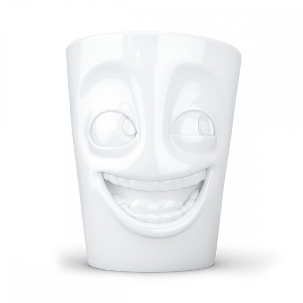 """Чашка Tassen """"Смех"""" (350 мл), фарфор"""